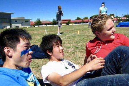 クライストチャーチでの高校生活、これが俺の羊に囲まれた青春だ!